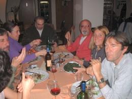 cena sociale del Circolo BW a Caprarola